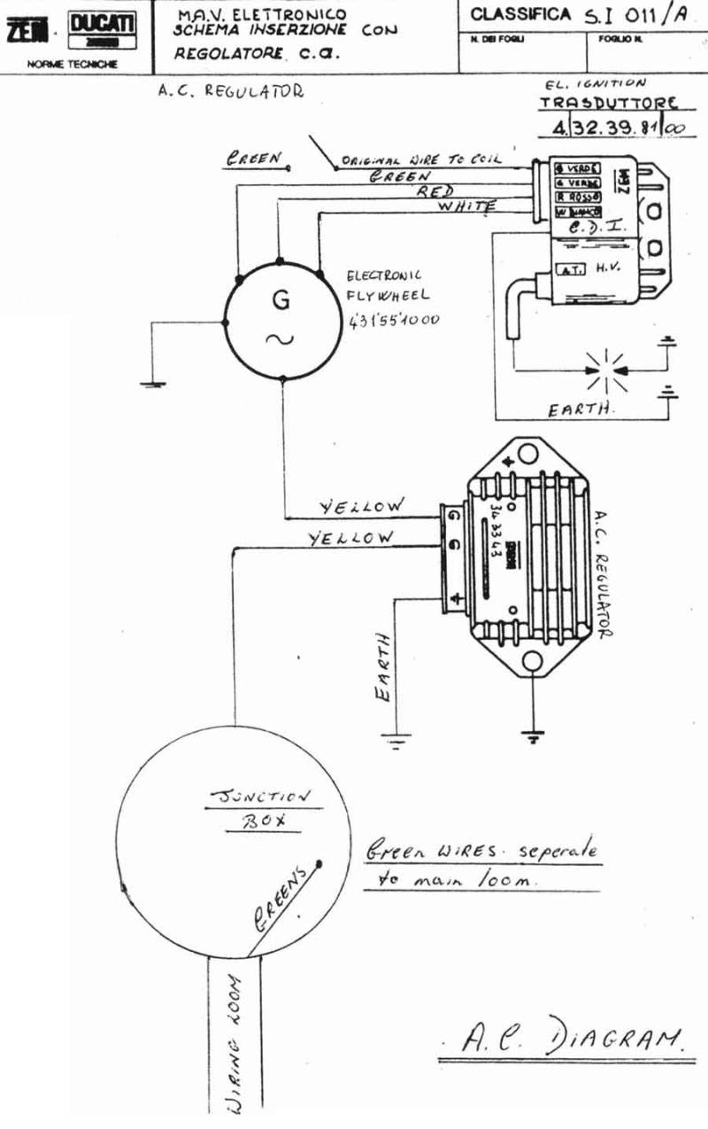 Electronic 12 Volt Ignition Coil Wiring Diagram from www.afrayspeed.co.uk